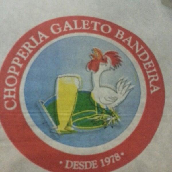5/2/2013에 Bruno L.님이 Chopperia Galeto Bandeira에서 찍은 사진