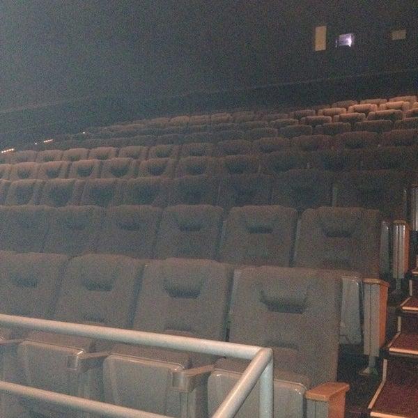 Photo taken at AMC Loews Palisades Center 21 by Mark on 2/12/2013