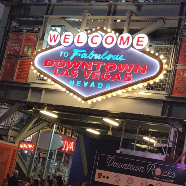 Photo taken at Downtown Las Vegas by Faisal on 8/16/2017
