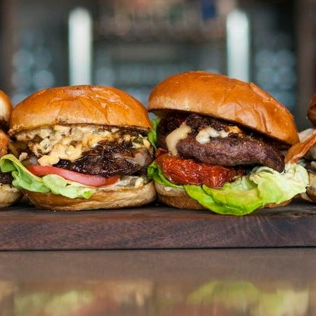 Burgers and ice cream are the new PB&J. At Red Door Grill (11851 Roe) we feature delicious wood-fired dishes prepared in an all-scratch kitchen. Lunch & dinner daily.