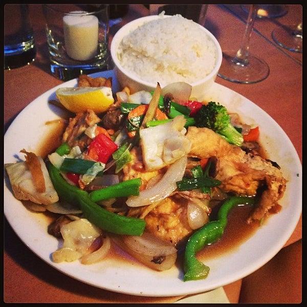 National Restaurant Brooklyn Thai