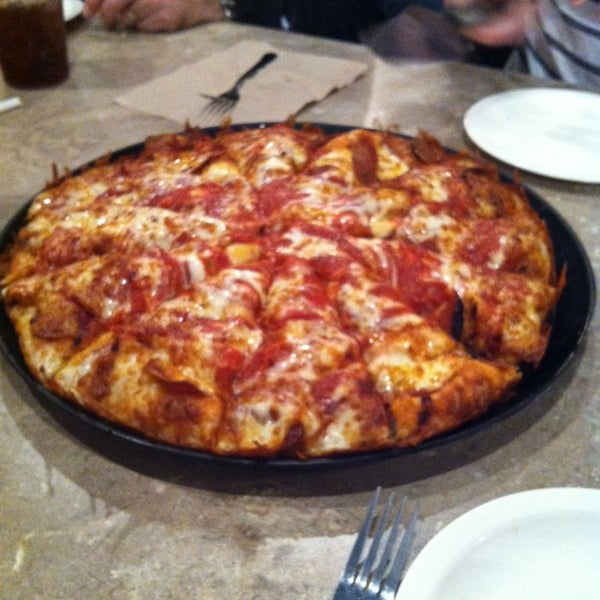 Chicagos pizza french lick