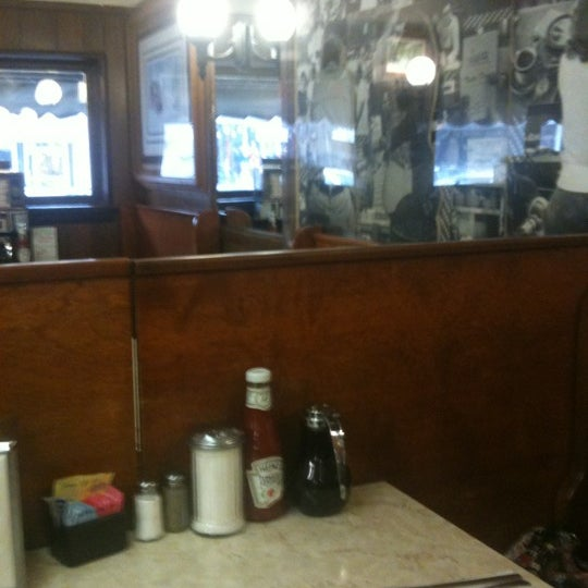 Photo taken at Tastee Diner by Paul R. on 12/1/2012