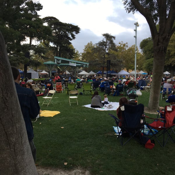 Photo taken at Todos Santos Plaza by Kevin R. on 9/8/2017