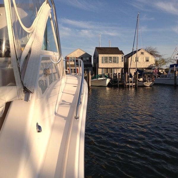 Photo taken at Nantucket Boat Basin by Lance K. on 5/17/2013