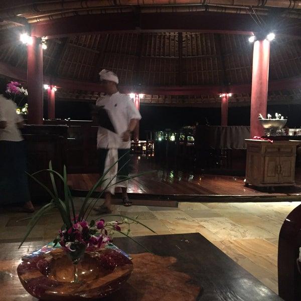 Photo taken at Viceroy Bali by Christine on 4/2/2016