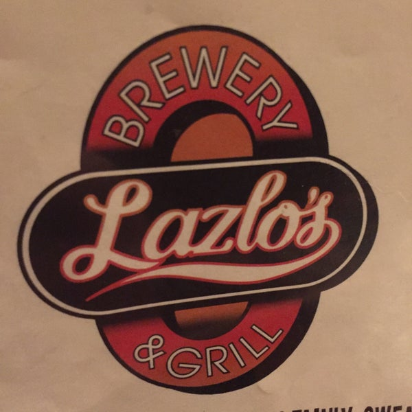 Photo taken at Lazlo's Brewery & Grill by Jay W. on 2/12/2016