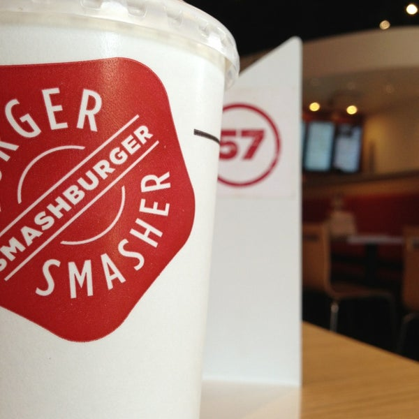 "Photo taken at Smashburger by Josh ""Spoony"" E. on 8/2/2013"