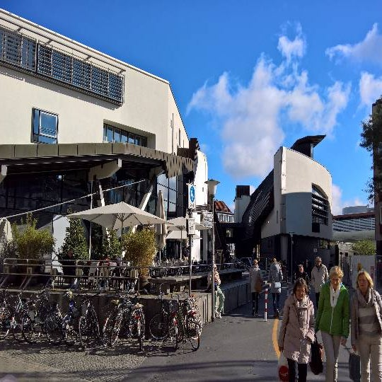 Das Foto wurde bei Stadtbücherei Münster von Martin ★★★★★ am 10/10/2016 aufgenommen