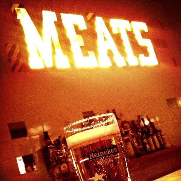 Foto tirada no(a) Meats por Renato G. em 4/28/2013
