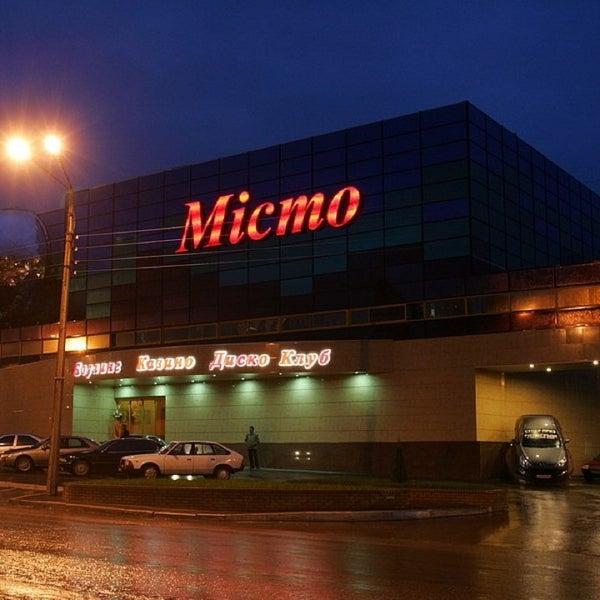 Снимок сделан в Клуб «Місто» / Misto Club пользователем Igor T. 5/8/2013