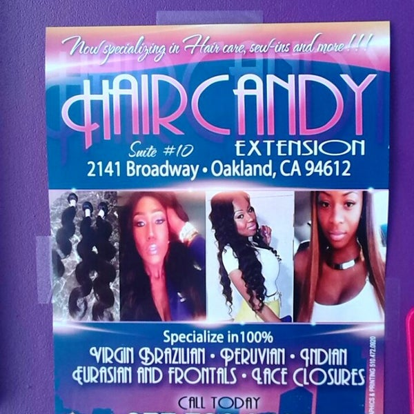 Photos At Hair Candy Extension Uptown 2 Visitors