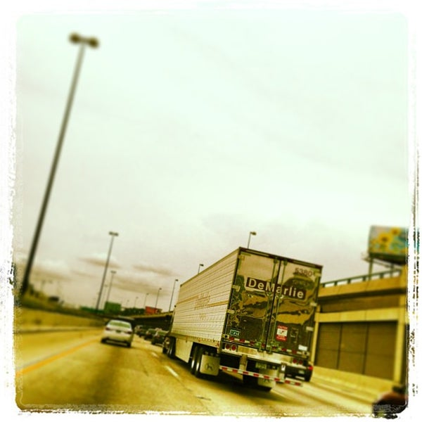 Photo taken at U.S. Highway 75 (US-75) by Brian C. on 5/24/2013