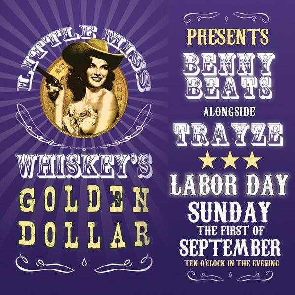 Photo taken at Little Miss Whiskey's Golden Dollar by Emily K. on 9/2/2013