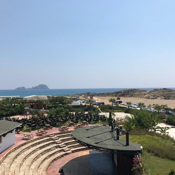 8/7/2017 tarihinde Hüseyin G.ziyaretçi tarafından Ulu Resort Hotel'de çekilen fotoğraf