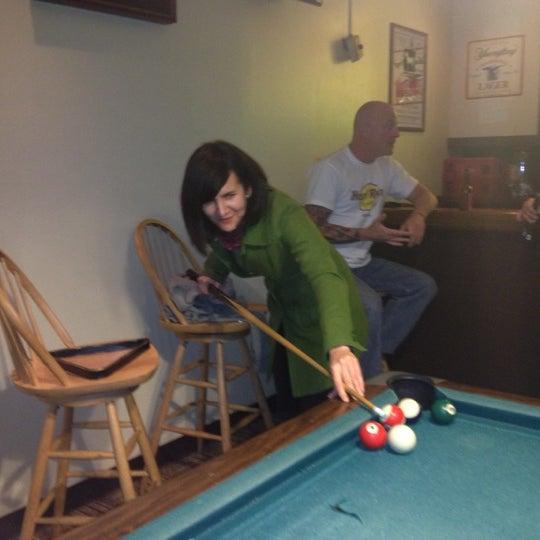 Das Foto wurde bei Black Olive Sports Bar von Kristen K. am 1/19/2013 aufgenommen