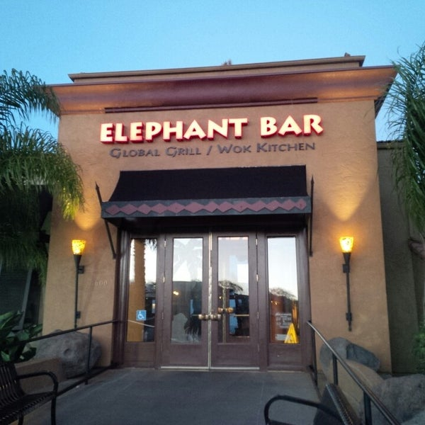 Photo taken at Elephant Bar by TrMr 0. on 2/10/2015