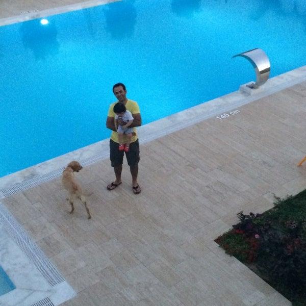 6/26/2014 tarihinde Tunay O.ziyaretçi tarafından Göcek Naz Hotel'de çekilen fotoğraf