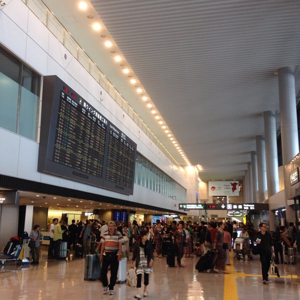 Photo taken at Narita International Airport (NRT) by Jack C. on 9/30/2013