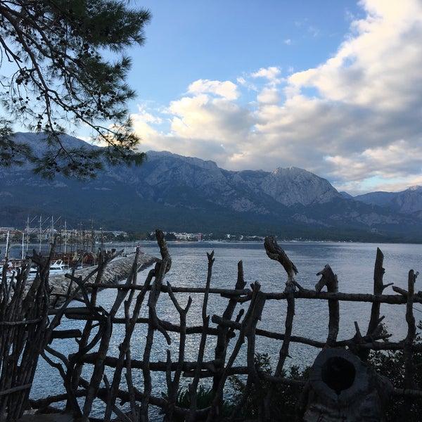 Photo taken at Yörük Parkı by Levent Ç. on 11/24/2017