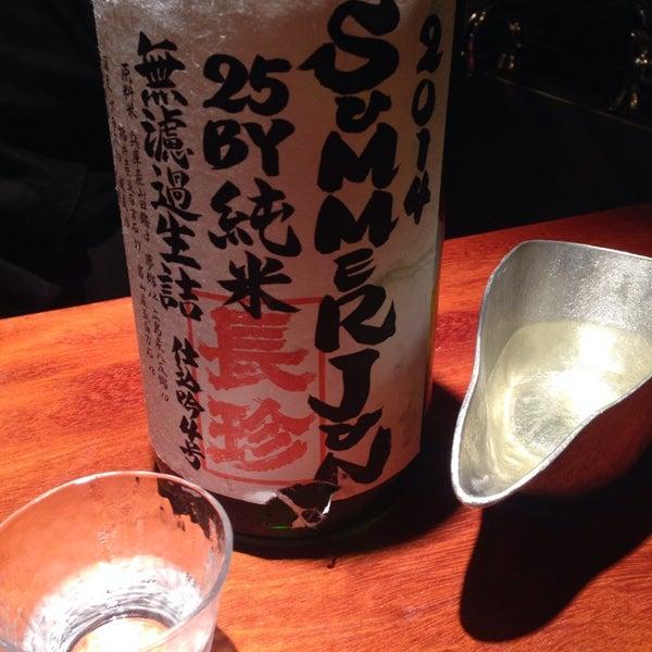Photo taken at ぽつらぽつら by Masayuki Y. on 6/26/2014