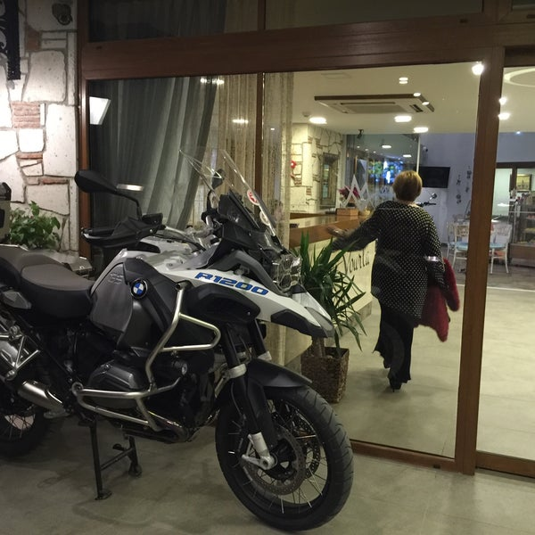 5/14/2016 tarihinde TC Ufuk M.ziyaretçi tarafından Maison Vourla Hotel'de çekilen fotoğraf