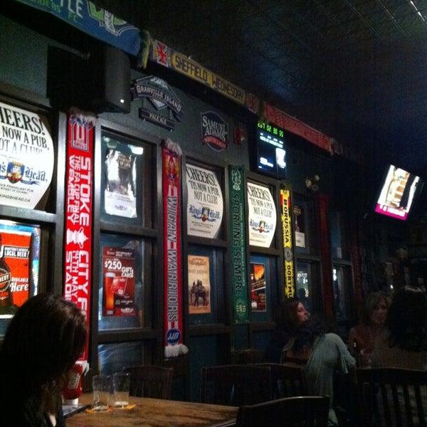 Photo taken at King's Head Pub by Marta on 6/23/2013