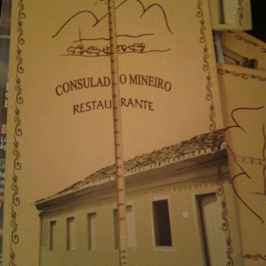 Foto tirada no(a) Consulado Mineiro por Anderson G. em 12/21/2012