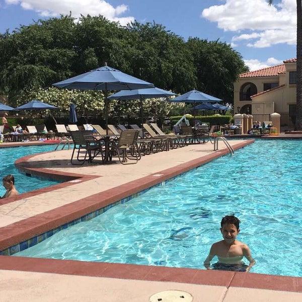 Photo taken at Legacy Golf Resort Poolside by Chris H. on 3/30/2016