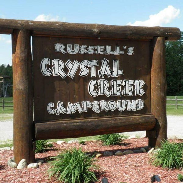 Photo taken at Crystal Creek Campground by Lindsey R. on 6/1/2017