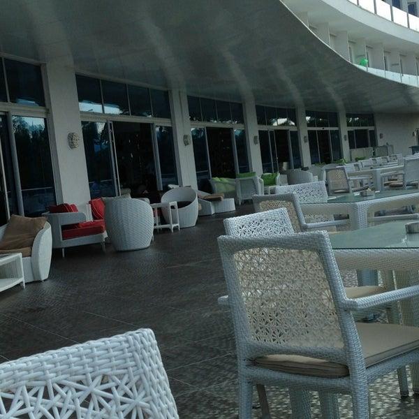 7/18/2013에 Яночка Р.님이 Q Premium Resort Hotel Alanya에서 찍은 사진