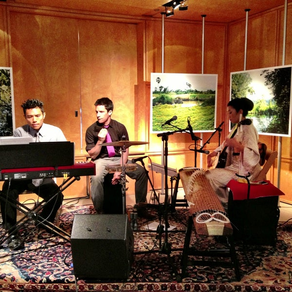 Photo taken at Asia Society New York by Edwin M. on 5/3/2013