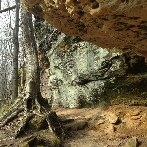 Cuyahoga Valley National Park - Virginia Kendall Ledges ...
