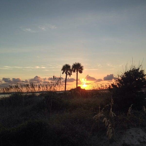 Huguenot Park Jacksonville Beaches
