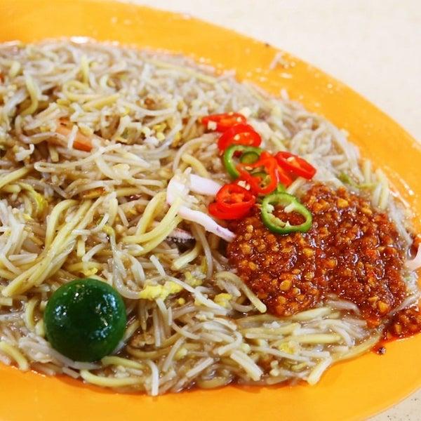 Singapore Fried Hokkien Mee