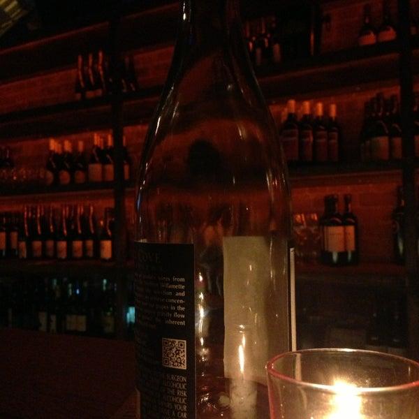 Photo taken at Custom Wine Bar by Julie B. on 8/5/2013