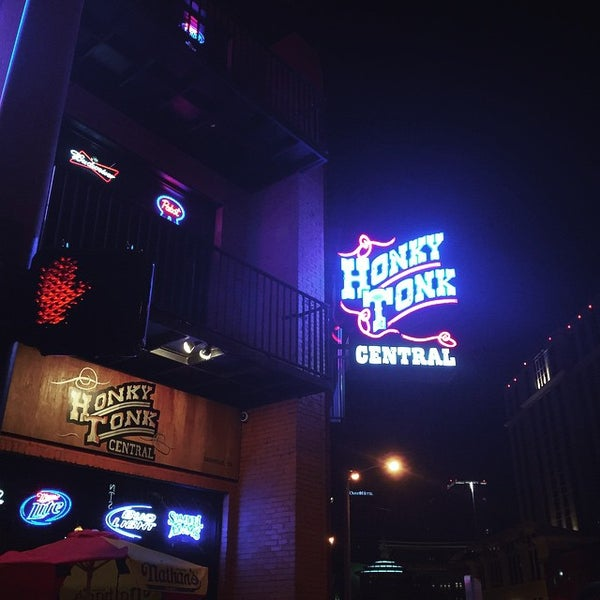 Photo taken at Honky Tonk Central by Jessy D. on 5/24/2015