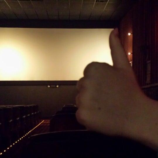 Photo taken at Logan Theatre by Lewis R. on 7/16/2013