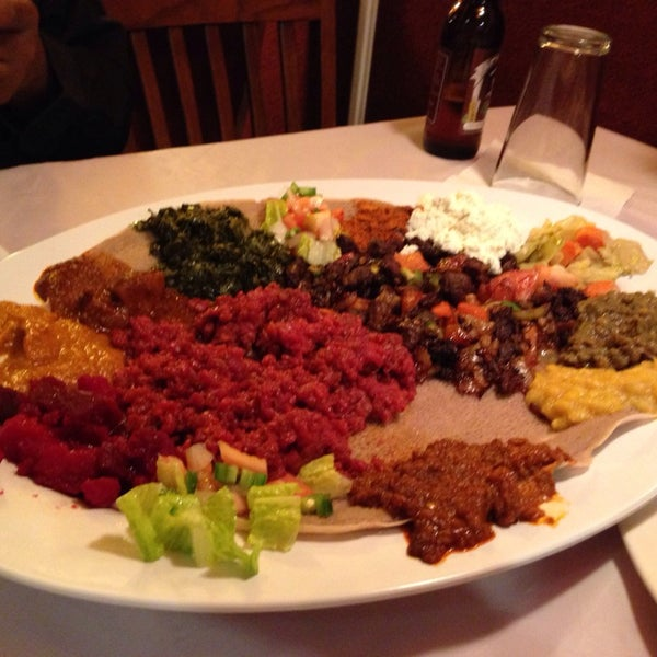 Best Ethiopian Restaurant In Baltimore
