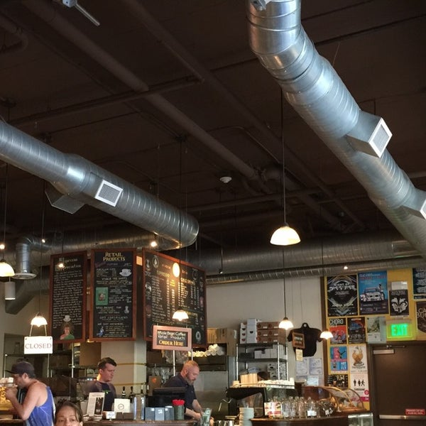 Photo taken at Espresso Vivace by David C. on 6/10/2015