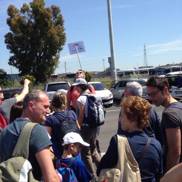Foto scattata a Terminal Bus Anagnina da Marco F. il 5/10/2014