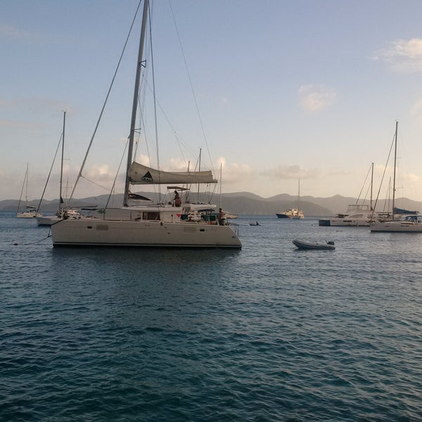 Corsairs - best food we've found in BVI & Vinny & crew are great. Hendo's in White Bay - wonderful beach club and great people watching. Diamond Cay and Sandy Spit - gentle breeze & great snorkeling.