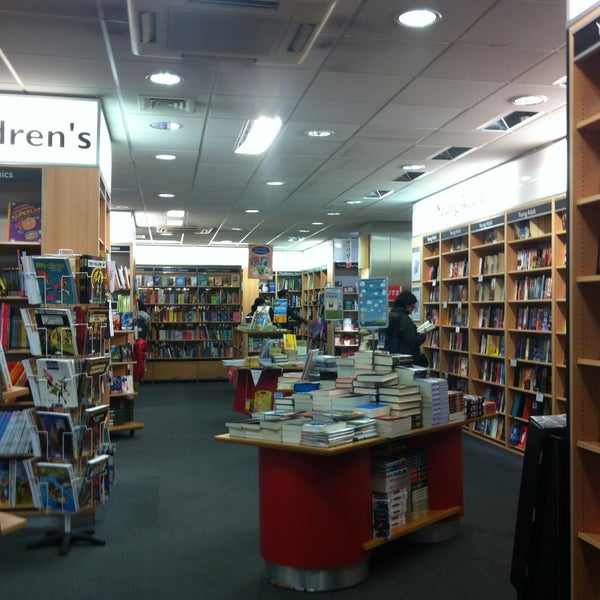 Photo taken at Foyles by Sonia S. on 6/2/2013