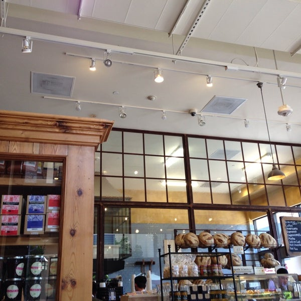 Photo taken at Le Pain Quotidien by Brenda T. on 5/17/2014