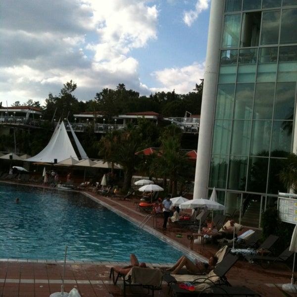 7/1/2013 tarihinde Türkan B.ziyaretçi tarafından Pine Bay Holiday Resort'de çekilen fotoğraf