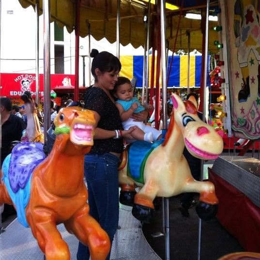 Foto tomada en Fiestas de Octubre por Armando V. el 10/16/2012
