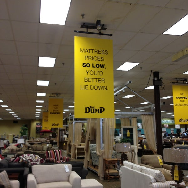 great values - The Dump Furniture Store