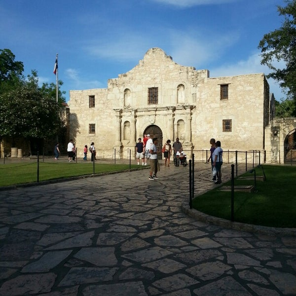 Photo taken at The Alamo by ASA on 5/4/2013