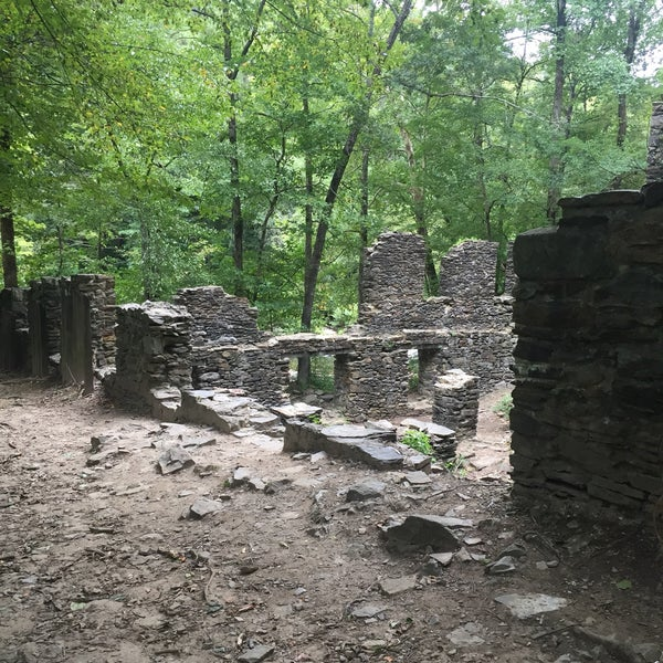 Photos at Chattahoochee River NRA - Sope Creek - Trail in ...