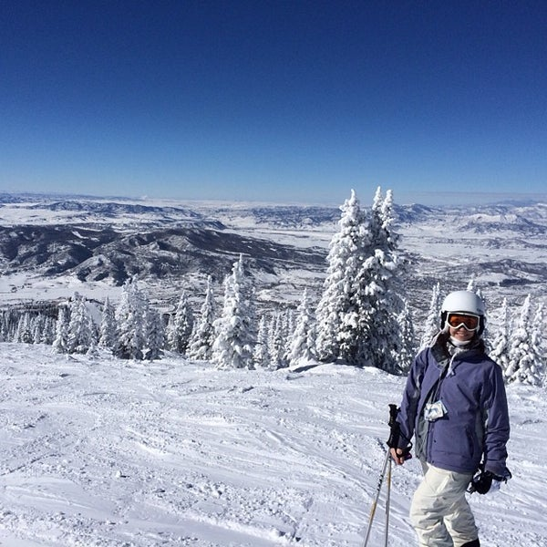 Photo taken at Steamboat Resort by Pamela Y. on 2/2/2014